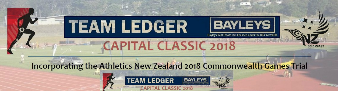 2018 Capital Classic and Commonwealth Games Trial